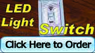 Order LED Light Switch