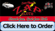 Order Zap Cloth - Environmentally Friendly